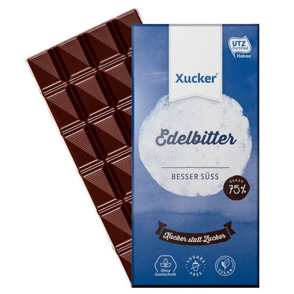 Edelbitterschokolade 100g