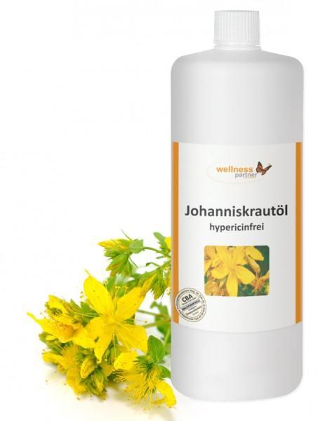 Johanniskrautöl / Hypericinfrei