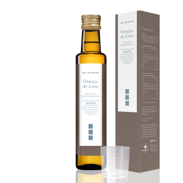 Omega-de-Luxe Ölmischung MS EUROPA 250ml