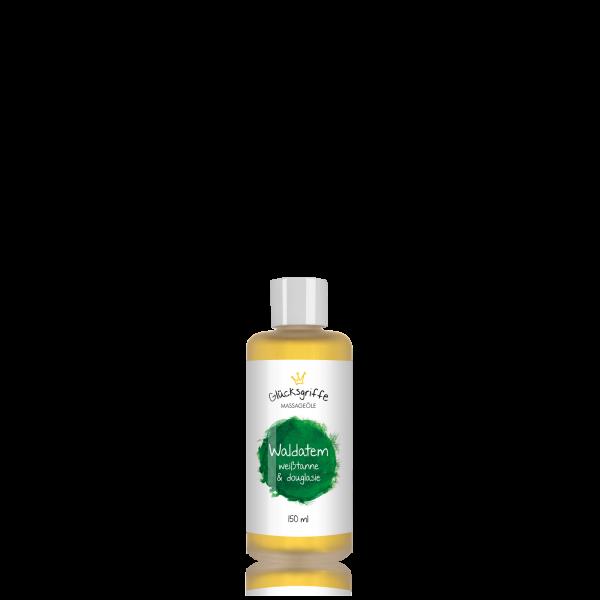 Massageöl Waldatem 150ml BIO