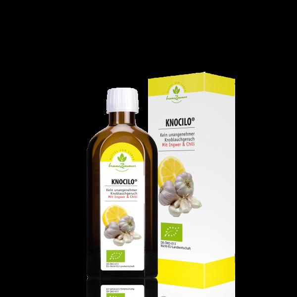 Knocilo® Knoblauch-Zitrone BIO