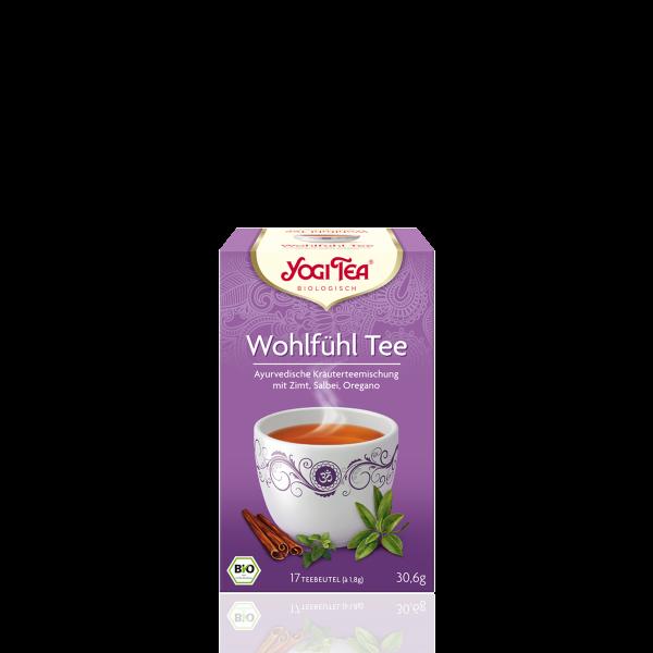 Wohlfühl Tee