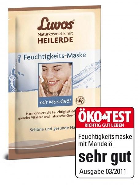 Gesichtsmaske Feuchtigkeit