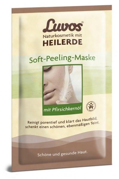 Luvos Gesichtsmaske Soft-Peeling