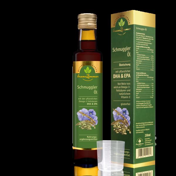 Schmuggleröl mit DHA & EPA 250ml