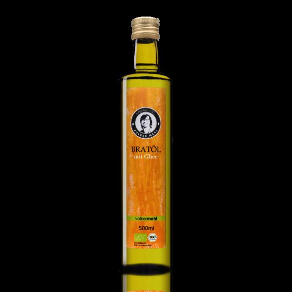 Bratöl mit Ghee BIO 500ml