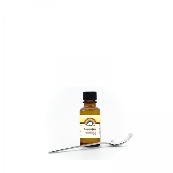 Sonnenglück Vitamin D3 Family Care